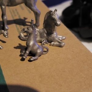 Rawcliffe, Spoontiques Accessories - Fine Pewter Horse Figurines